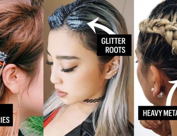Coachella Style Hairstyle