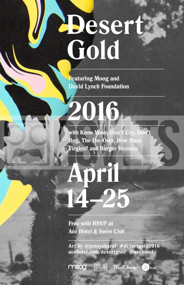 Desert gold 2016