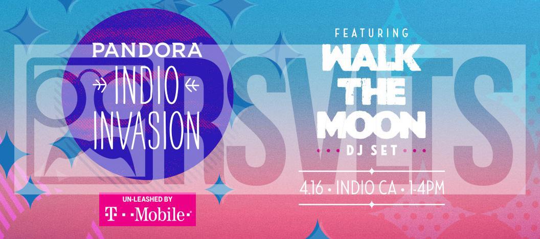 Indio Invasion 2016 Walk The Moon