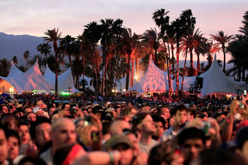Coachella 2016 Survival